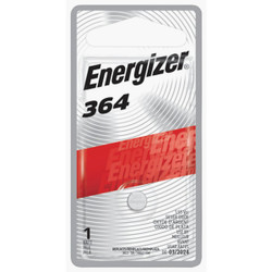Energizer 364 Silver Oxide Button Cell Battery 364BPZ