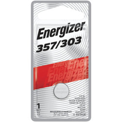 Energizer 357/303 Silver Oxide Button Cell Battery 357BPZ