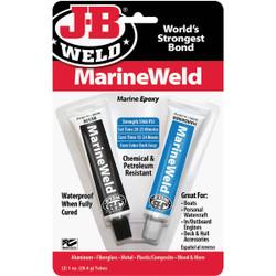 J-B Weld (2) 1 Oz. MarineWeld Epoxy 8272