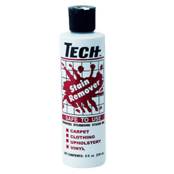 Tech 8 Oz. Stain Remover 30008.12