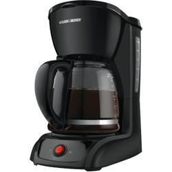 Black & Decker 12 Cup Black Coffee Maker CM0940BD