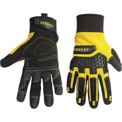 Stanley Impact Pro Men's Large Synthetic Leather High Performance Glove S77661