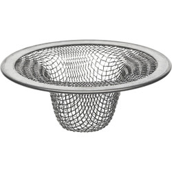 Danco 2-1/2 In. Stainless Steel Bathroom Sink Drain Strainer 88820