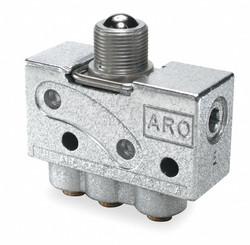 "Aro 5/32"" Manual Air Control Valve with 3-Way, 2-Position Air Valve Type 212-2-C"