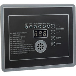 Control Pannel + PC board For Nexel 110V 60HZ, 350 & 500 Lb. Cube Ice Machines