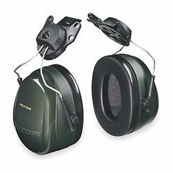 3m Ear Muffs,Hard Hat Mounted,NRR 24dB HAWA H7P3E