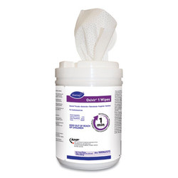 "Oxivir 1 Wipes, Characteristic Scent, 10"" x 10"", 60 Wipes, 12/Carton 100962573"