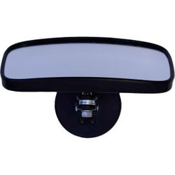 """Ideal Warehouse Side-View Magnetic Forklift Mirror 70-1145 - 8""""W x 4-1/2""""H"""