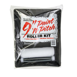 "9"" Paint 'N Pitch Roller Kit"