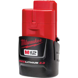 M12 REDLITHIUM™ 2.0 Compact Battery Pack
