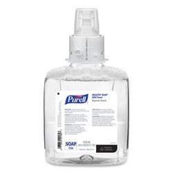PURELL Soap,Cs6,Clr 657402CT