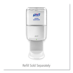 PURELL Dispenser,Hand,Sanitzr,Wh 642001