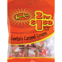 Gurley's 1.75 Oz. Caramel Creams 19053 Pack of 12