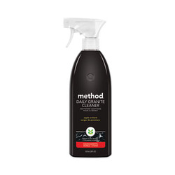 Daily Granite Cleaner, Apple Orchard Scent, 28 oz Spray Bottle, 8/Carton 00065CT