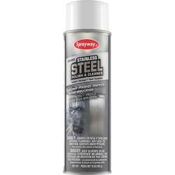 Sprayway® Stainless Steel Polish & Cleaner