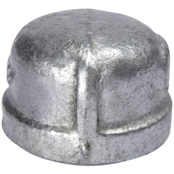 Southland 1-1/4 In. Malleable Iron Galvanized Cap 511-406BG