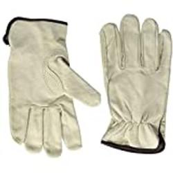 Boss Gloves 4068L Large Premium Grain Unlined Leather Gloves