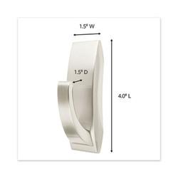 Command™ Hook,Satin Nckl,Mdn Refl 70005080679