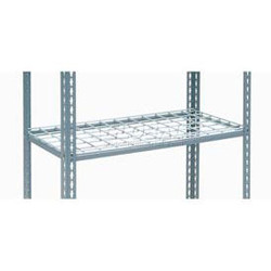 "Global Industrial Additional Shelf Level Boltless Wire Deck 48""W x 12""D - Gray"