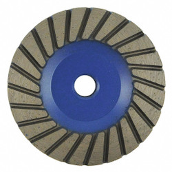 Diamond Vantage Segment Cup Wheel,7 In.Dia,Coarse Grit HAWA S-07HDZGX3-C