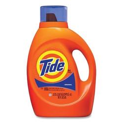 He Liquid Laundry Detergent, 100 Oz, Bottle, Original Scent