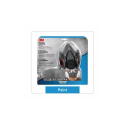 Half Facepiece Paint Spray/Pesticide Respirator, Small 6111PA1A