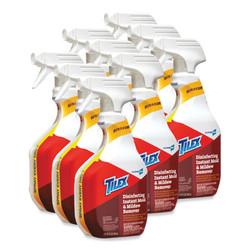Disinfects Instant Mildew Remover, 32 oz Smart Tube Spray, 9/Carton 35600CT