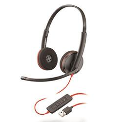 Blackwire 3220, Binaural, Over The Head Headset C3220