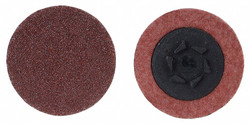 Merit Quick Change Sand Disc,2In,100G,TP,PK100 HAWA 69957399779