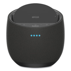 SoundForm Elite Hi-Fi Smart Speaker plus Wireless Charger, Black G1S0002TTBLK