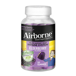 Immune Support Gummies with Elderberry, 50/Bottle 90403