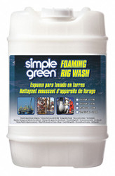 Simple Green Oil Rig Wash,Concentrated,5 gal. HAWA 0100000103005