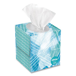 Cool Touch Facial Tissue, 2-Ply, White, 45 Sheets/Box 50140BX