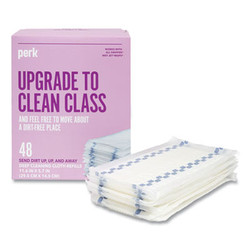 Deep Cleaning Cloth Refills, 11.6 x 5.7, White, 48/Pack 24382523