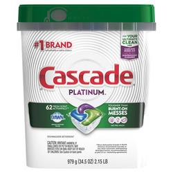 ActionPacs, Fresh Scent, 34.5 oz, 62/Bag, 3 Bags/Carton 97726