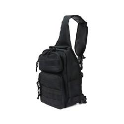 Osage River ORFSBBLK Osage River fishing Sling Bag Tackle Storage - Black