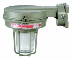 Killark HPS Light Fixture,With 2PDE4 And 2PDE9  VM1S100B2GLG