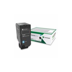 Lexmark 84c0hcg Unison High-Yield Toner, 16,000 Page-Yield, Cyan 84C0HCG