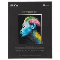 Epson Paper,Hot Press Bright S042327