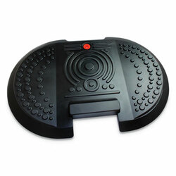 Floortex Afs-Tex 4000 Anti-Fatigue Mat, Rectangular, 20 X 30, Black FCA42030XBK