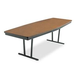 Barricks Table,Econ,Meet,36x96,Wl ECT368WA