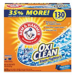 Arm & Hammer Detergent,Lndry,3/130 Lds 3320000108