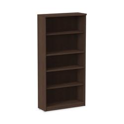 Alera Bookcase,65, 5 Shelf,Es VA636632ES