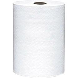 """VonDrehle® Preserve® Hardwound Towels, White, 6 Rolls/7 7/8"""" x 800' Each"""