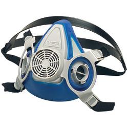 MSA Advantage® 200 LS Half-Mask Respirator, 1-Piece Neckstrap, Medium, 1/Each