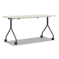Hon Between Nested Multipurpose Tables, 72 X 24, Silver Mesh/Loft PT2472NSB9LT