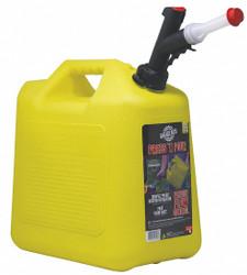 Garageboss Diesel Fuel Can,5 gal. Capacity  GB356