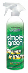 Simple Green Granite and Stone Cleaner,24 oz Size  3710101203025