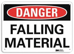 Lyle Danger Sign,7 in x 10 in,Aluminum  U3-1465-NA_10x7