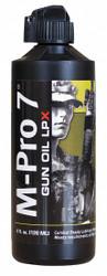 M-Pro 7 Gun Oil LPX,Size 4 oz.  070-1453